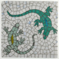 Tile Lizards