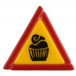 Warning Cake